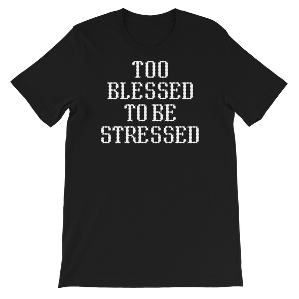 Basic T-Shirt Blessed