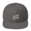 Snapback Vegan Demon