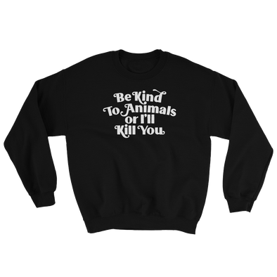 Sweatshirt Be Kind