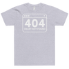 Fitted T-Shirt 404 Error