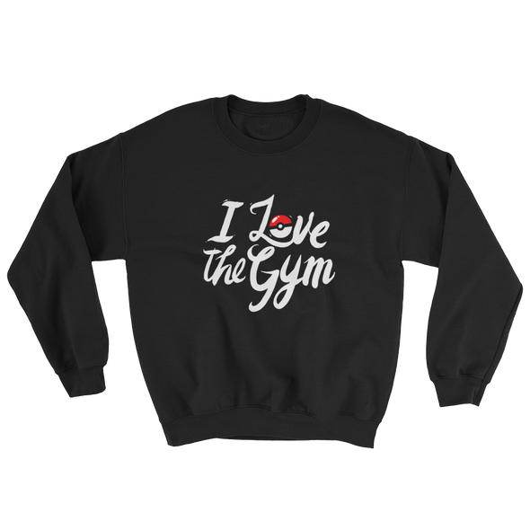 Sweatshirt Love the Gym