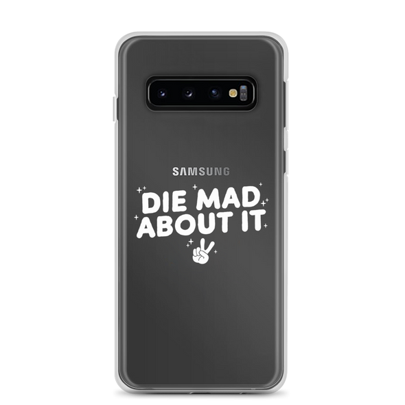 Samsung Case Die Mad About It