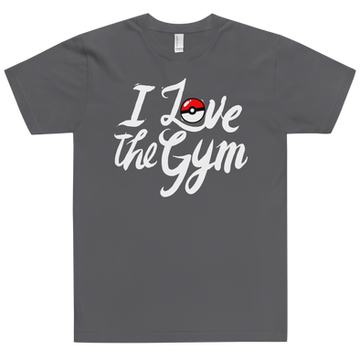 T-Shirt I Love the Gym