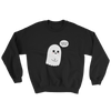 Sweatshirt Shy Ghost