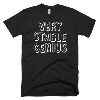 Tshirt Stable Genius