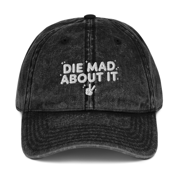 Dadhat Die Mad About It