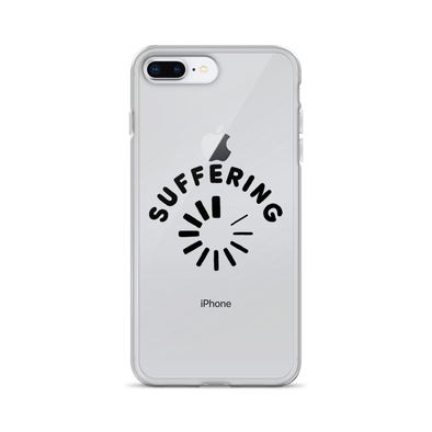 iPhone Case Suffering