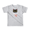 Kids t-shirt Black Cat