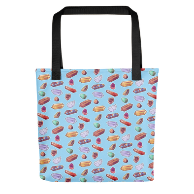Tote bag Rock Star all over