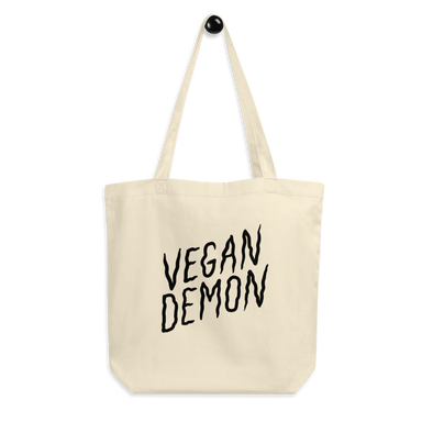 Tote Bag Vegan Demon