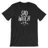 Basic Tshirt Sad Witch