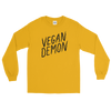 Longsleeve Vegan Demon dark