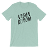 Basic T Vegan Demon dark