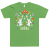 Fitted T-Shirt Reindeer