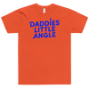 Fitted T-Shirt Daddies Little Angle