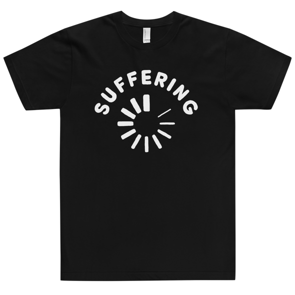 Fitted T Suffering