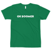 Fitted Tshirt Ok Boomer
