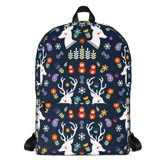 Backpack Reindeer