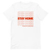 Basic T-Shirt Stay Home