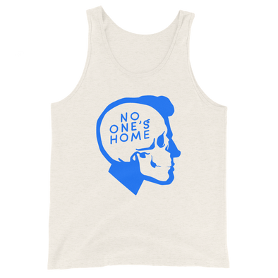 Unisex Tank No One's Home