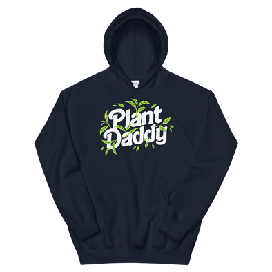 Hoodie Plant Daddy (white lettering)