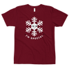 Fitted Tshirt Snowflake