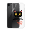iPhone Case Black Cat