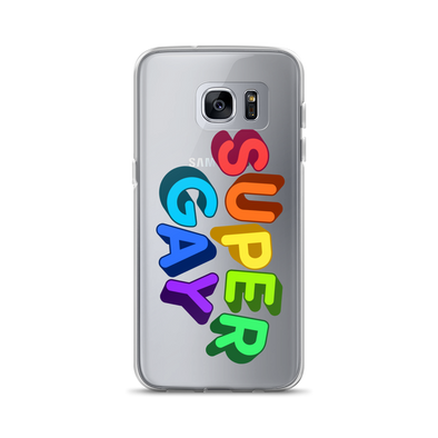 Samsung Case Super Gay