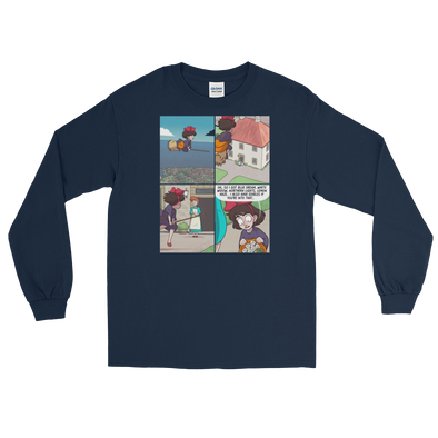 Long Sleeve Kiki