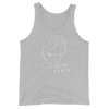 Unisex Tank Dear David light