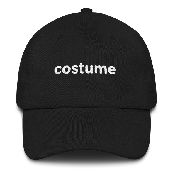 Dad hat Costume