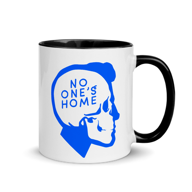 Mug No One's Home
