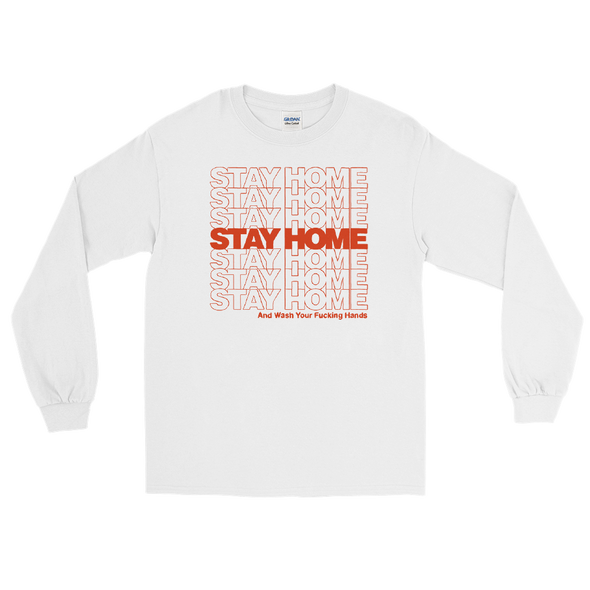 Longsleeve Stay Home