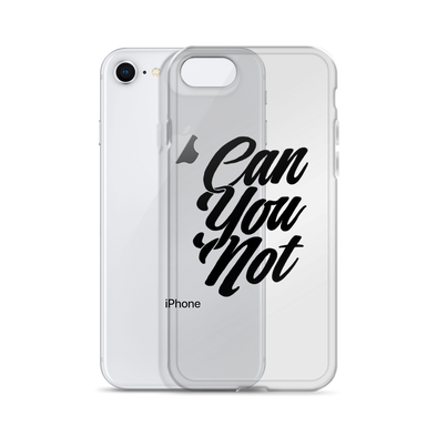 iPhone Case Can You Not