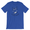 Basic T-shirt Cat Person (Black)