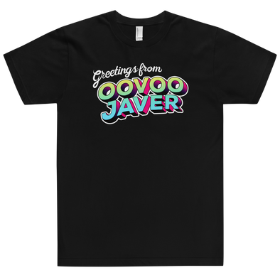 Fitted T-Shirt Oovoo Javer
