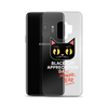 Samsung Case Black Cat