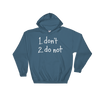 Hoodie Do Not light