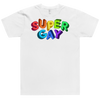 Fitted T-Shirt Super Gay