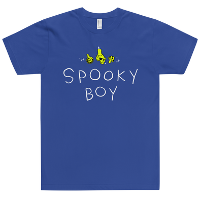 Fitted T-Shirt Spooky Boy