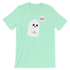 Basic Tshirt Shy Ghost
