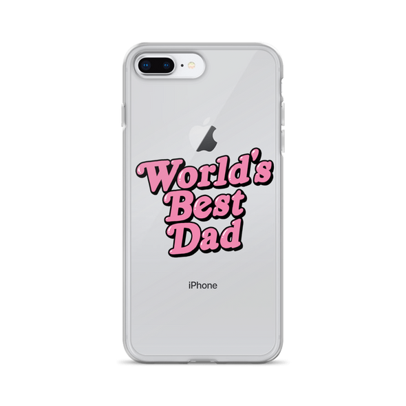 iPhone World's Best Dad