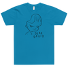 Fitted Tshirt Dear David black