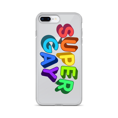 iPhone Case Super Gay