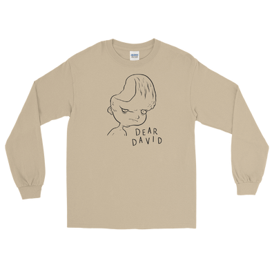 Long Sleeve Dear David black