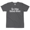 Fitted Tshirt Dumb Slut