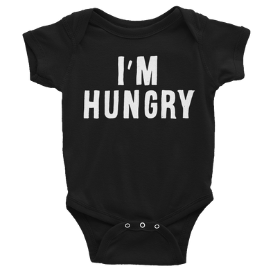 Babysuit I'm Hungry