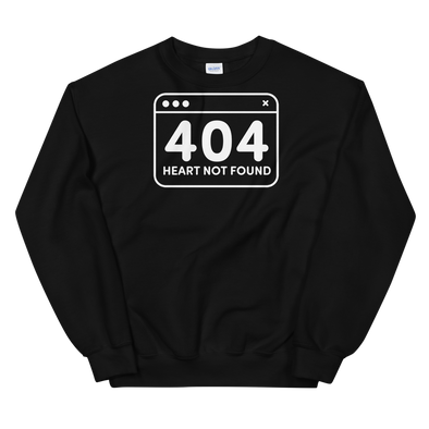 Sweatshirt 404 Error