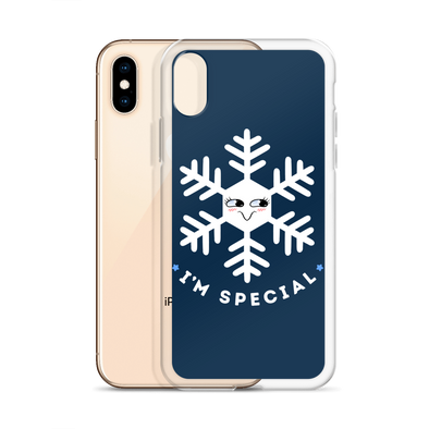 iPhone Case Snowflake