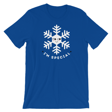 Basic T shirt Snowflake